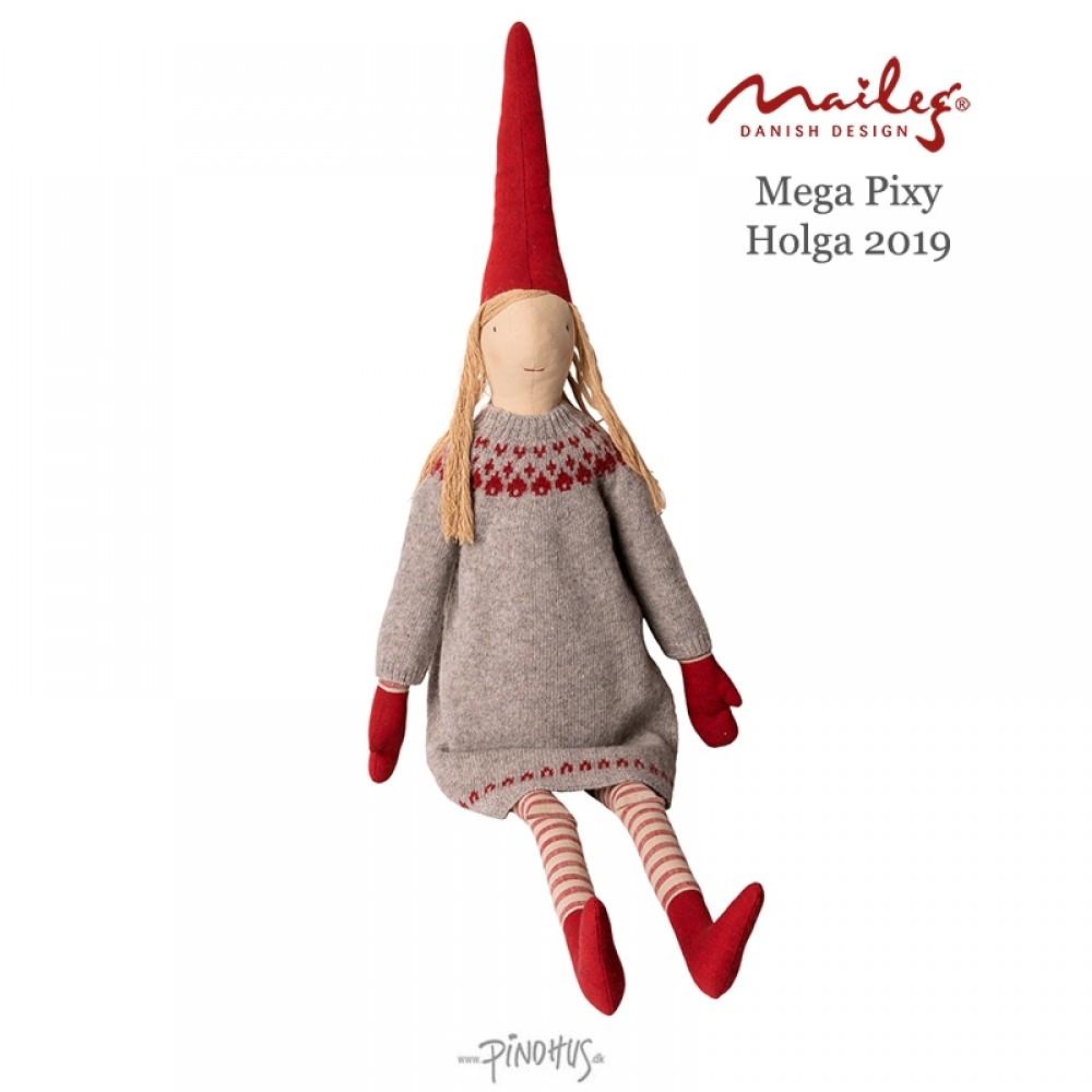 Maileg 2019 Mega Pixy nisse Holga-31