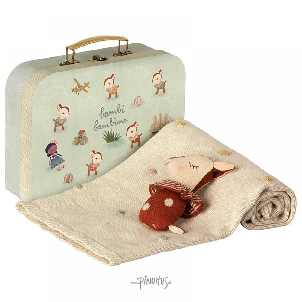 Maileg Baby gavesæt i kuffert-31