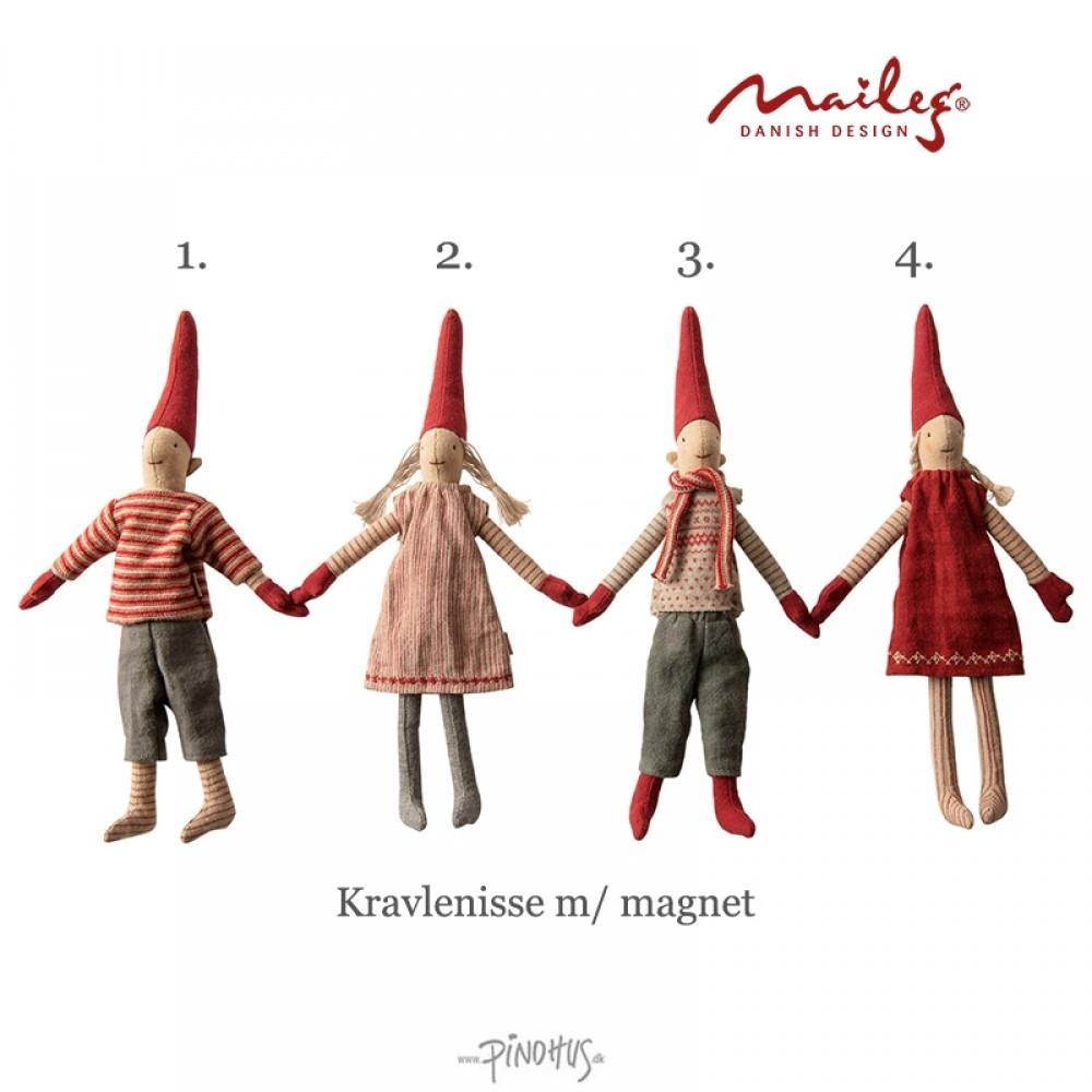 Maileg 2019 Kravlenisse m/ magnet-31