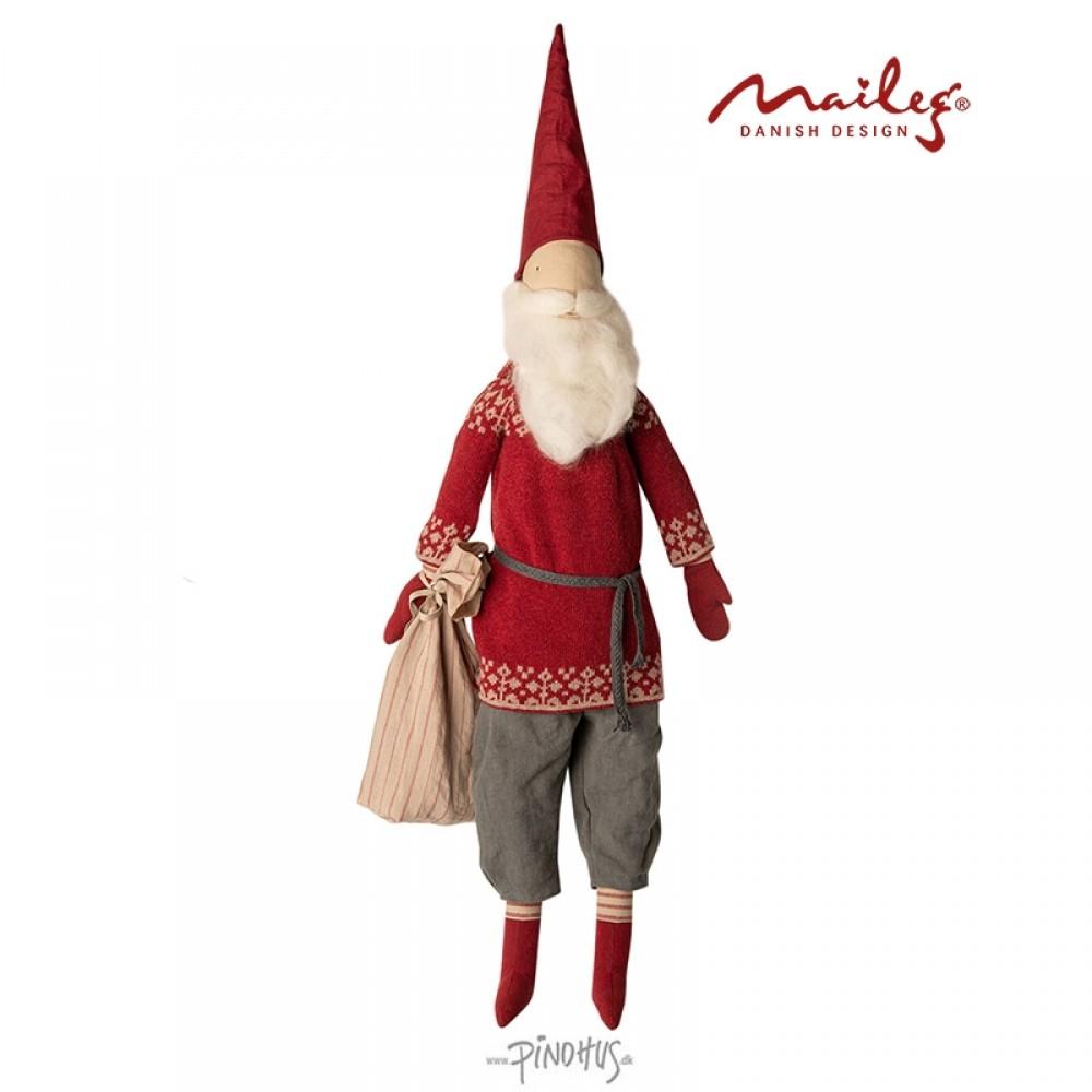 Maileg Jul Stor Julemand m/julesæk-33