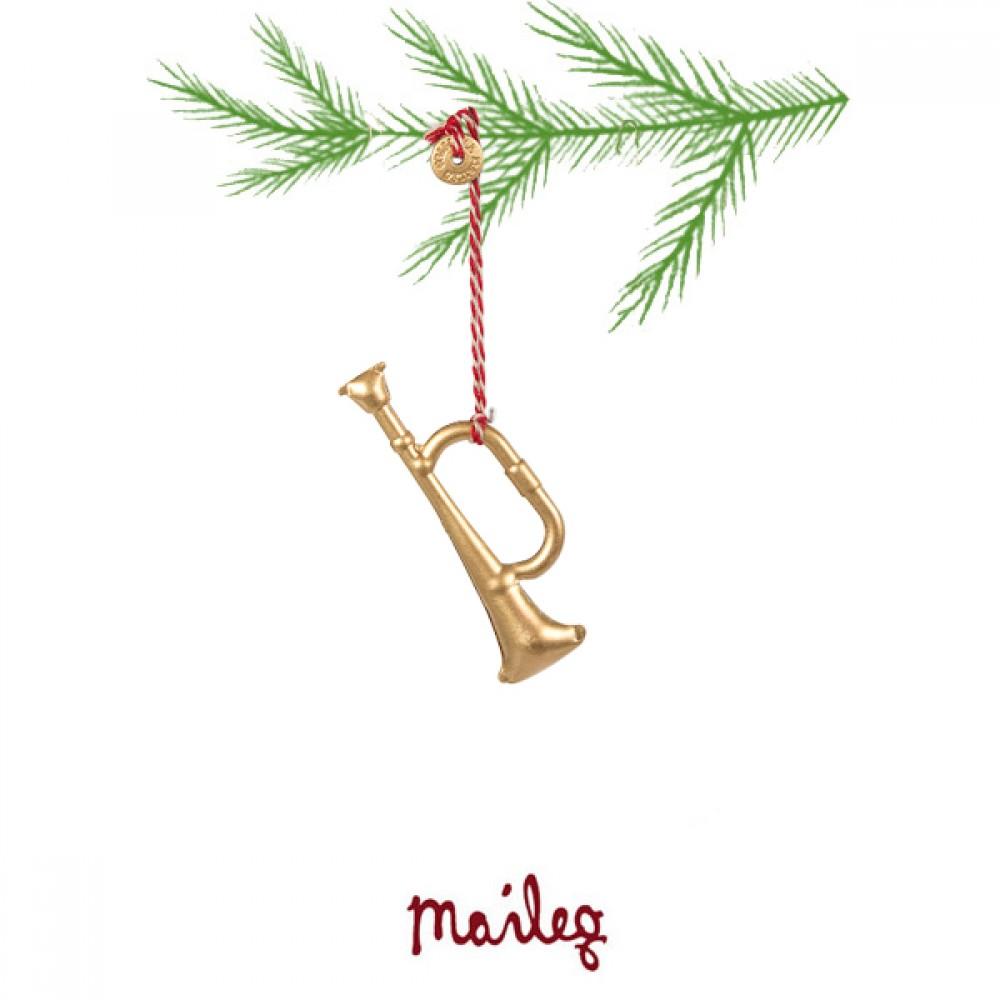 Maileg Oph. trompet-30