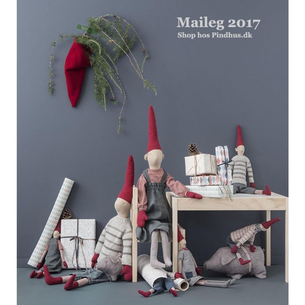 Maileg 2017 Medium nisse 53cm-31