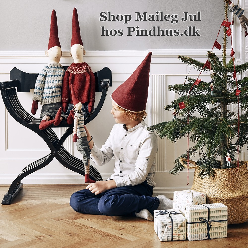 Maileg 2018 Medium Nisse 53cm-33
