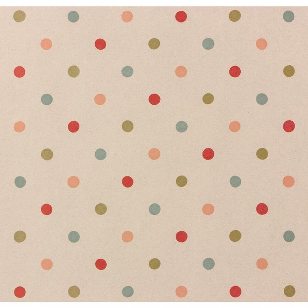 Maileg Gavepapir Dots-31