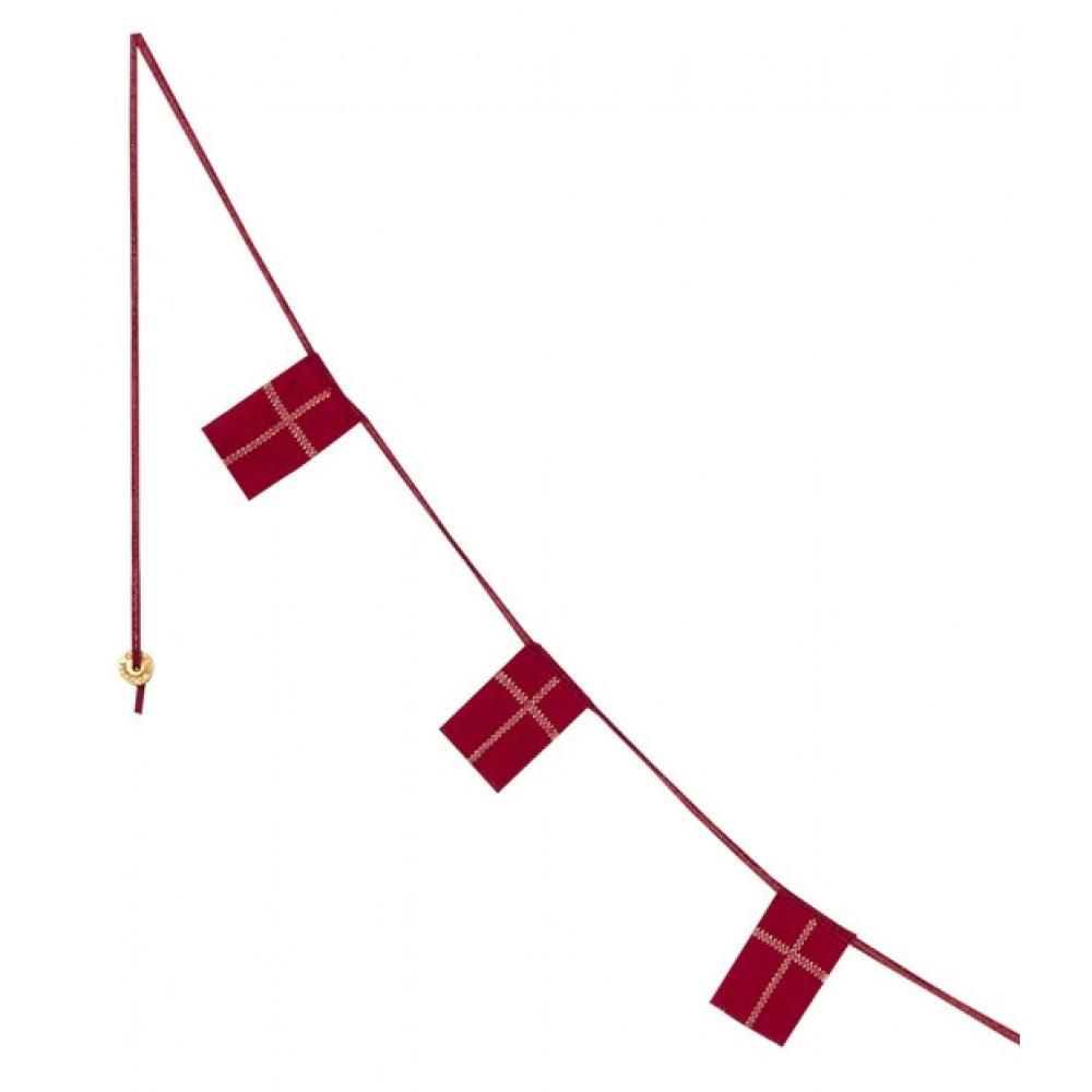 Maileg Guirlande m/ flag-32