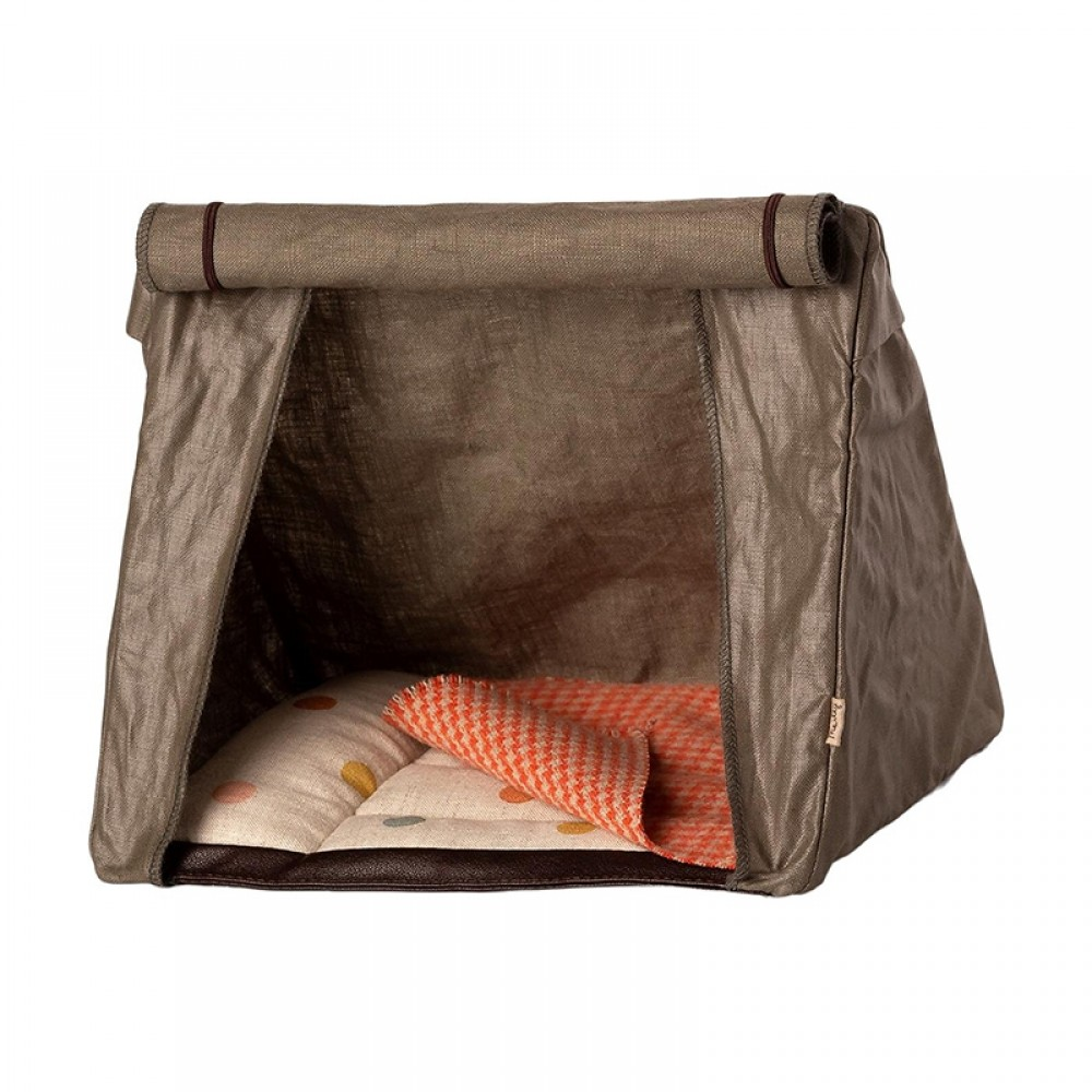 Maileg - Happy camper telt til mus