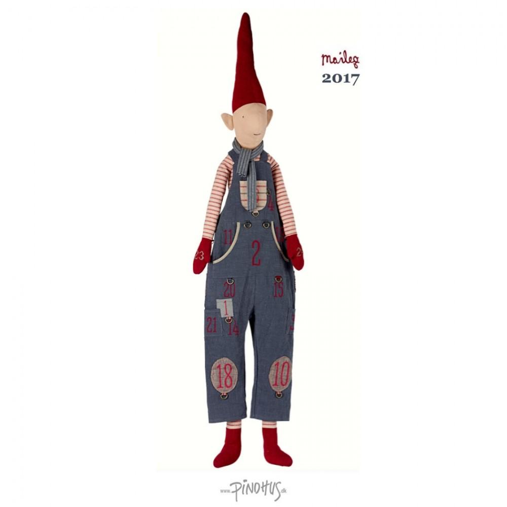 Maileg 2017 kalender nisse dreng-31