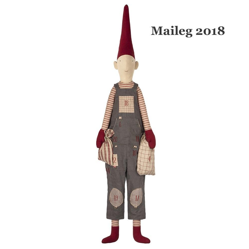 Maileg Jul Kalendernisse dreng-32