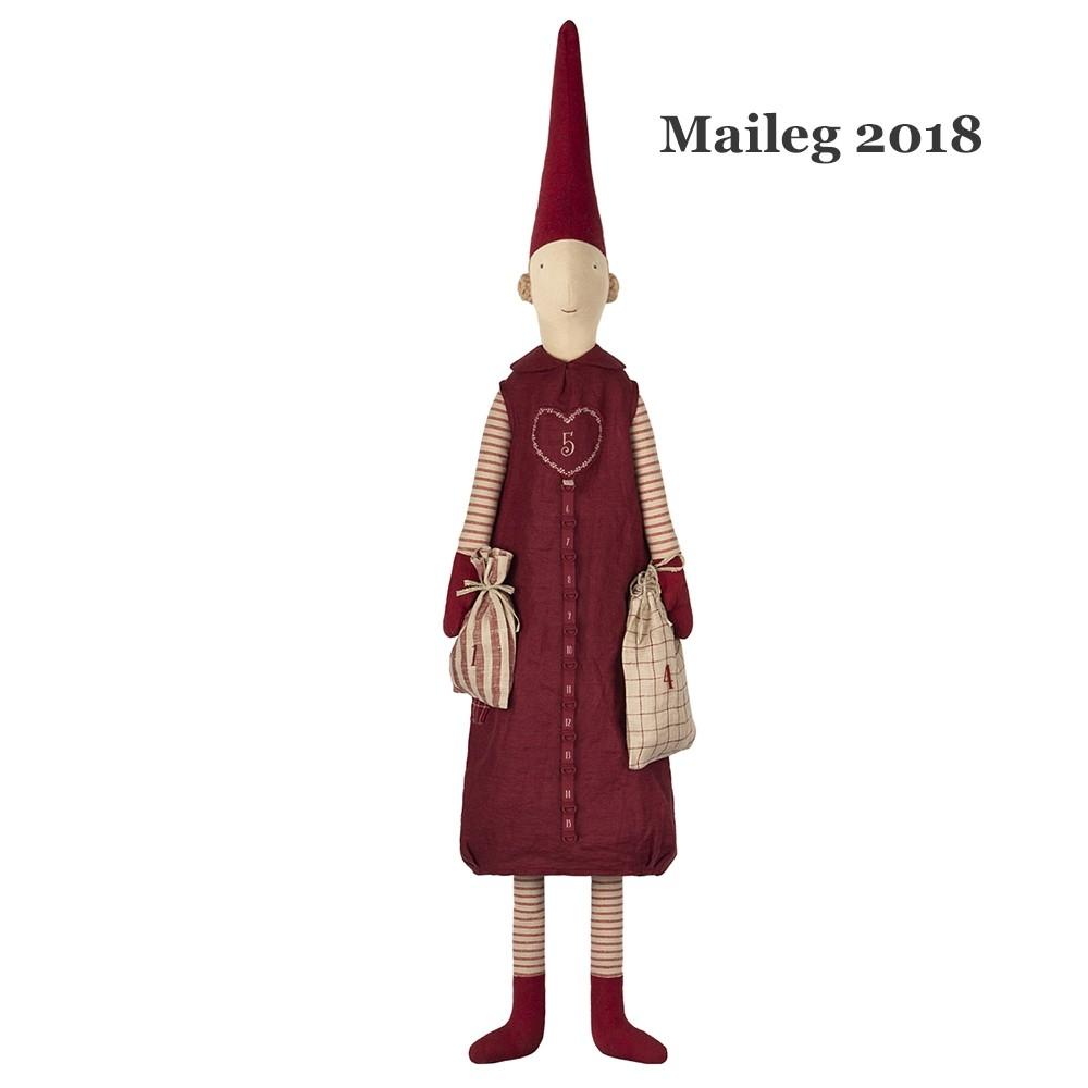 Maileg 2018 Kalendernisse pige-32