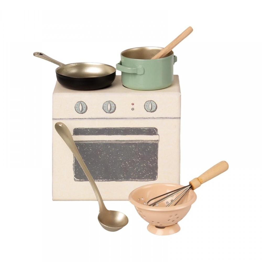Maileg - Miniature køkkentilbehør