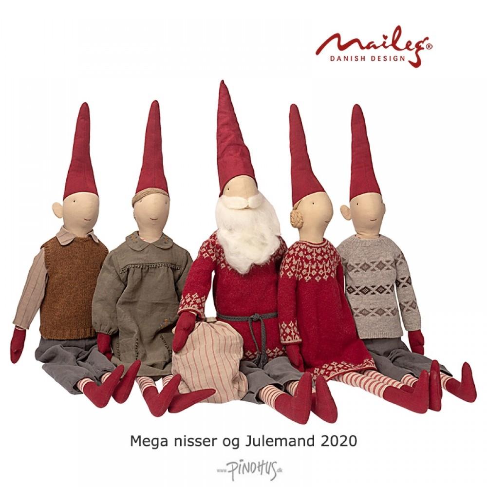 Maileg Jul Mega nisse no.1-31