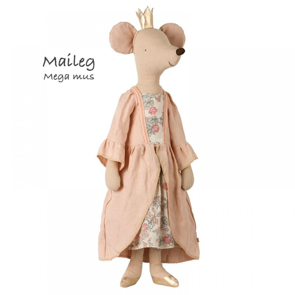 Maileg Mega prinsesse mus-32