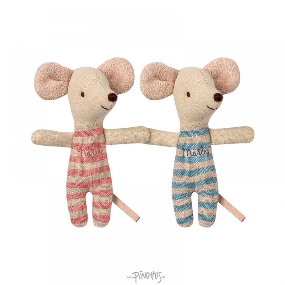 Maileg mus Tvillinger i æske-02