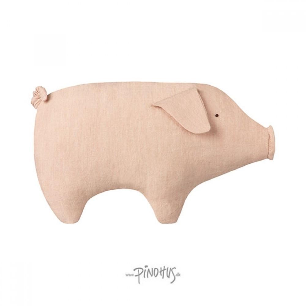 Maileg Polly pork gris-31