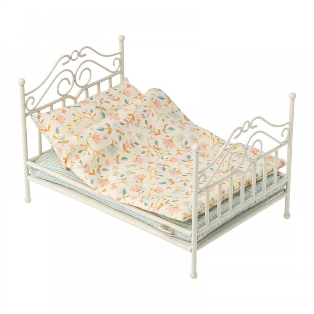 Maileg - Miniature vintage seng