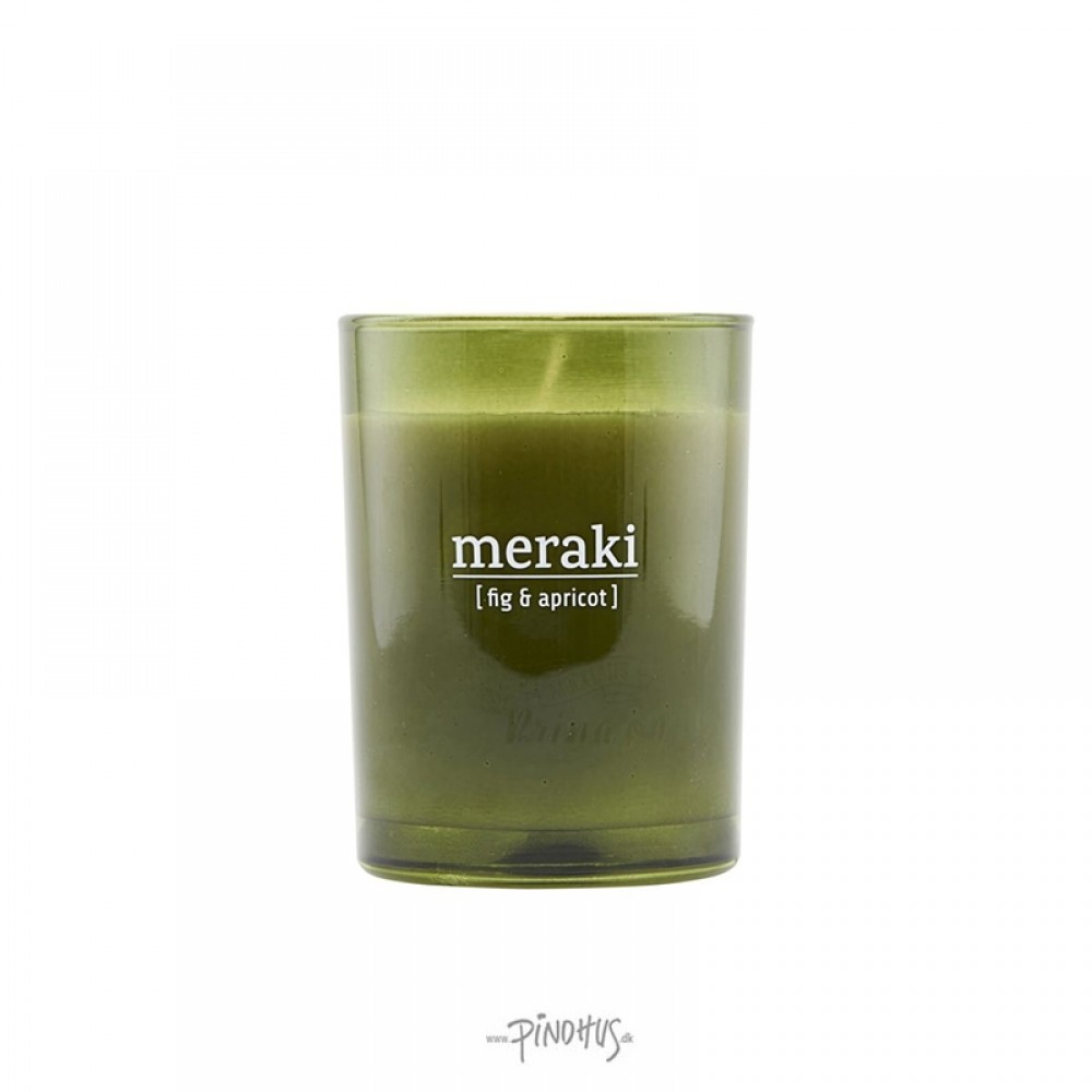 Meraki Duftlys Fig and Apricot-31