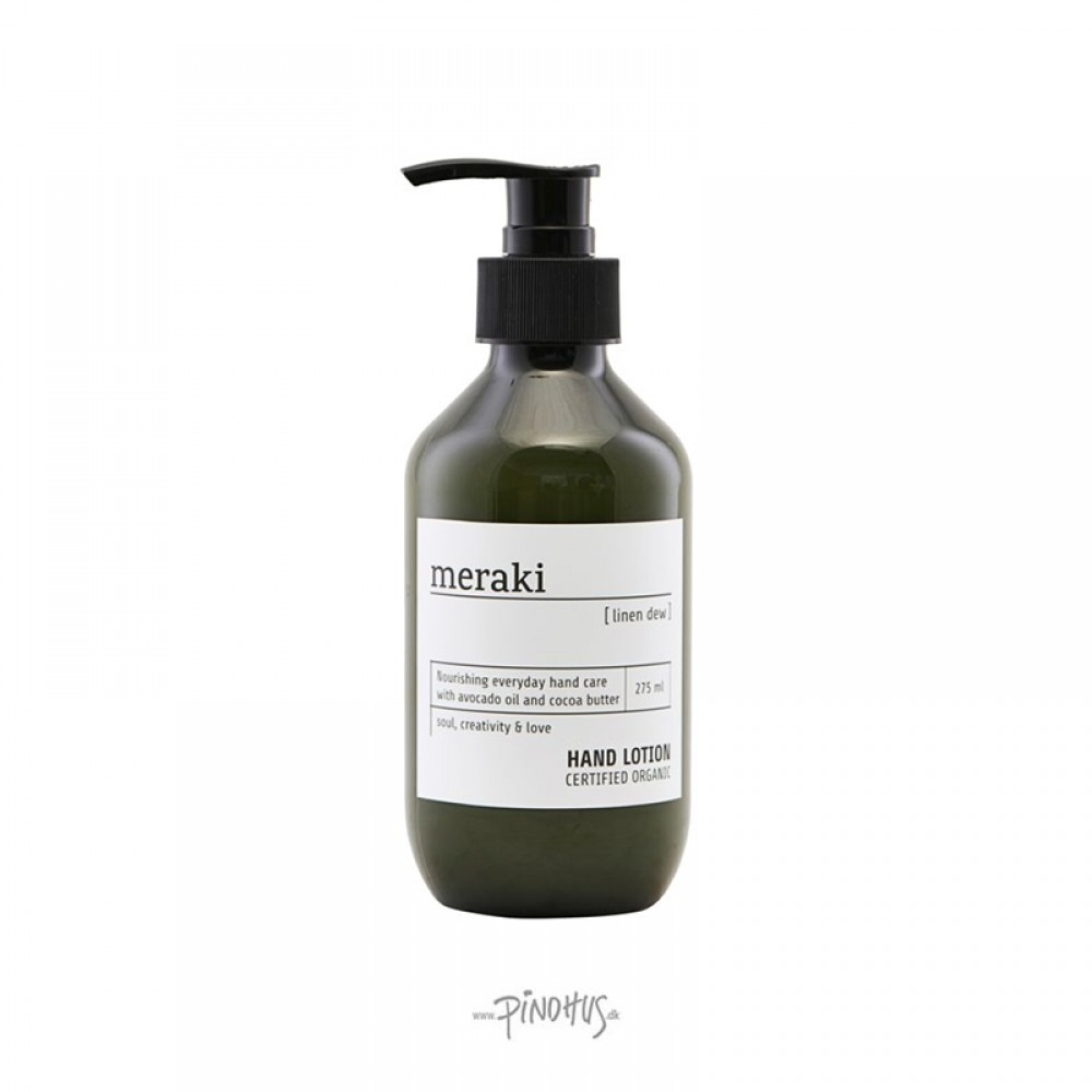Meraki Organic Håndlotion Linen Dew-31