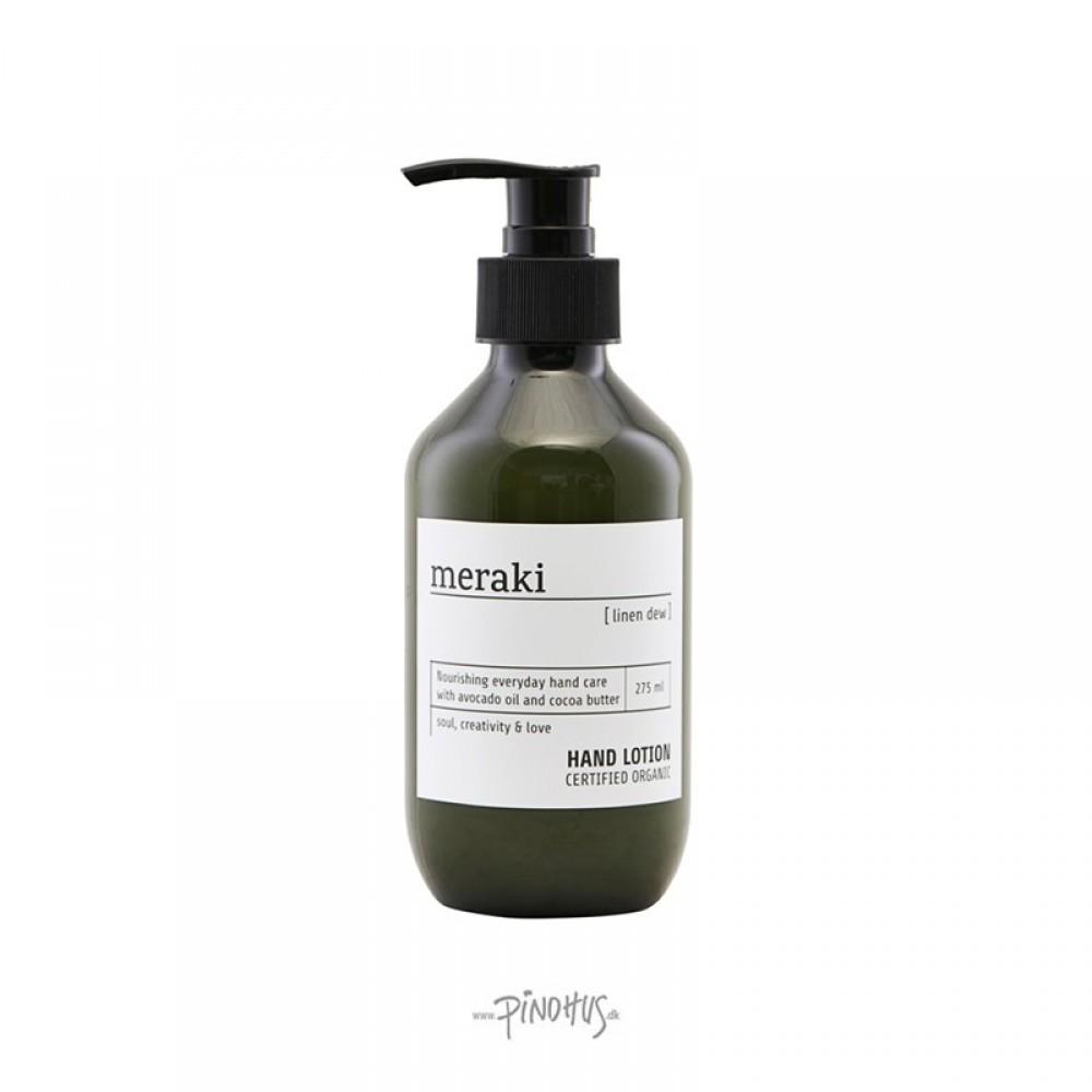 Meraki - Organic Håndlotion Linen Dew