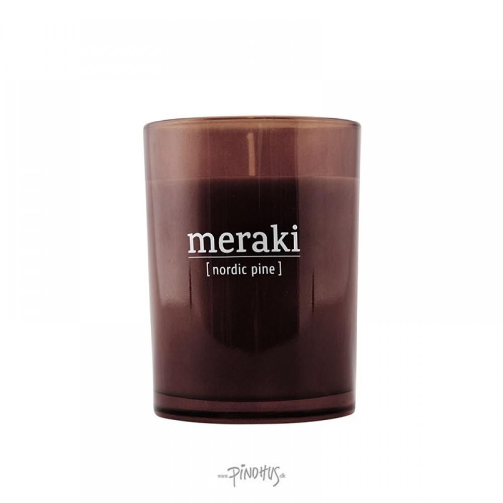 Meraki Duftlys Nordic Pine-02