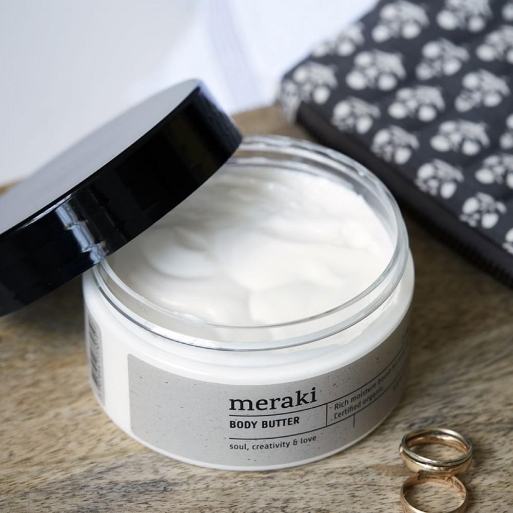 Meraki - Øko. Body butter Silky mist