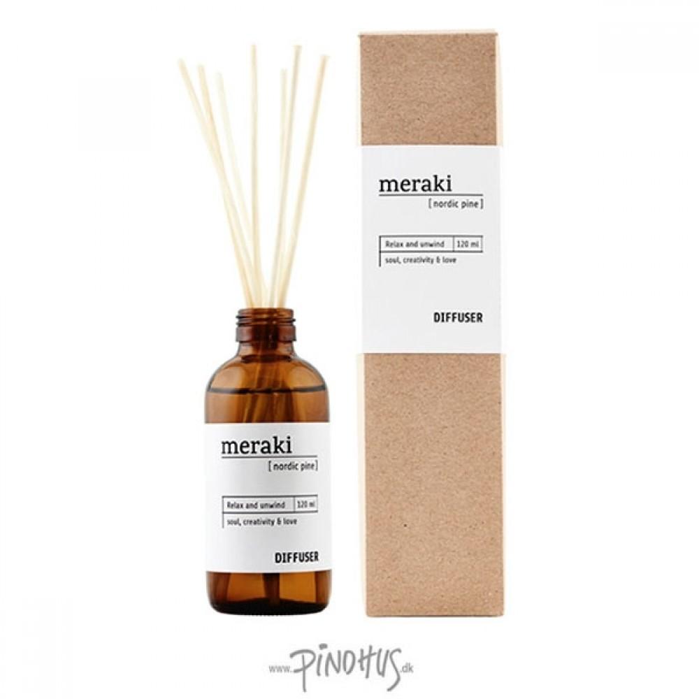 Meraki Nordic pine duft diffuser-31