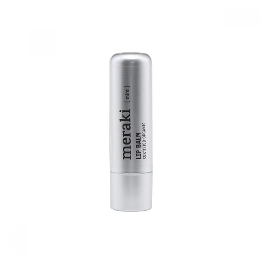 Meraki - Øko. Læbepomade m/mint