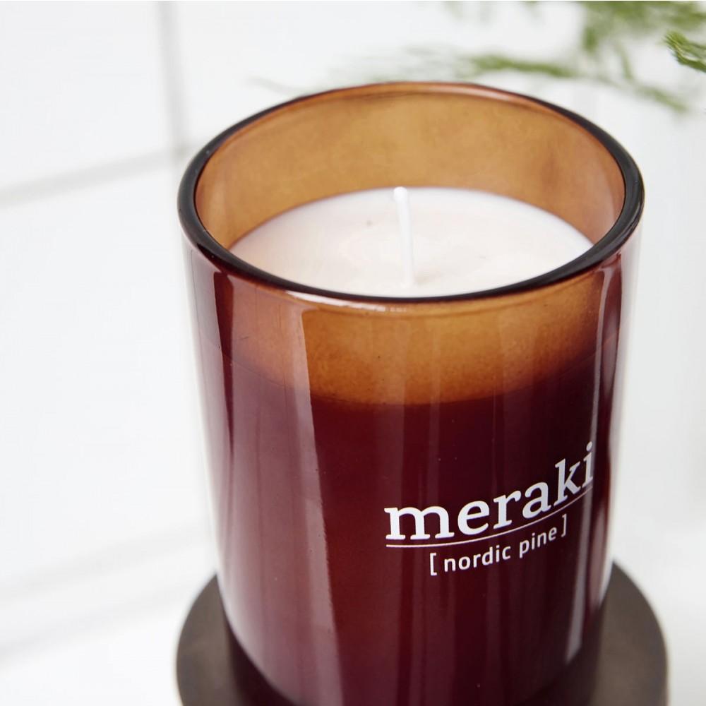 Meraki - Duftlys Nordic Pine