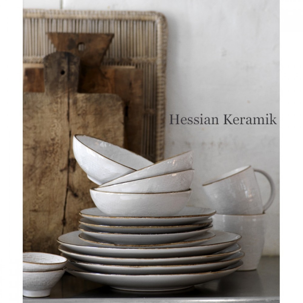 Hessian Middagstallerken-30
