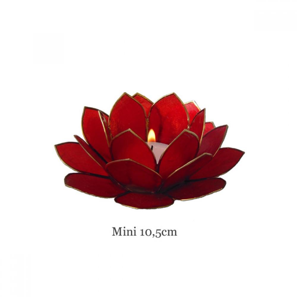 Lotusstage mini Rød-30