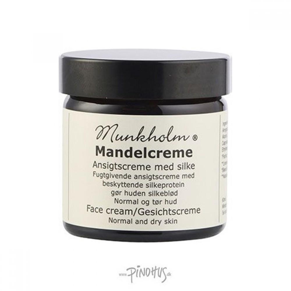 Munkholm - Mandel ansigtscreme