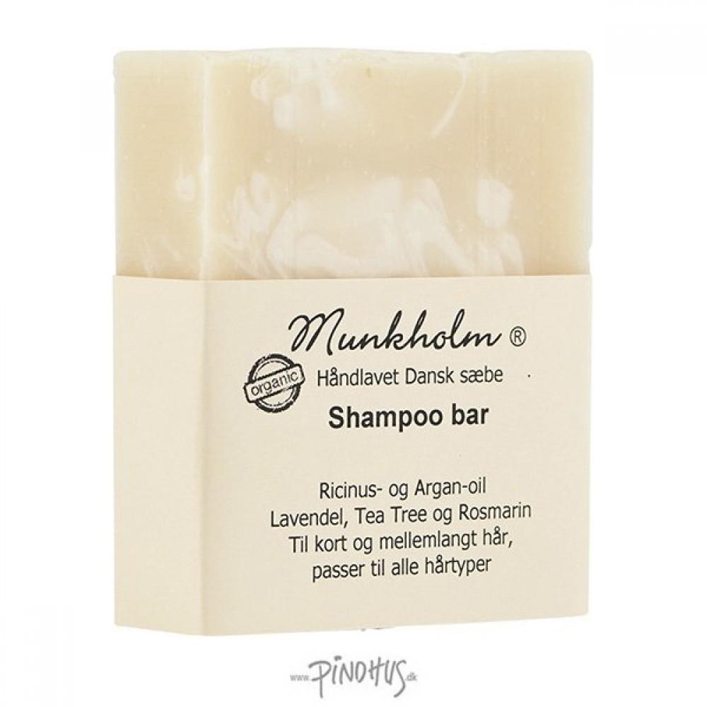 Munkholm sæbe - Shampoo bar