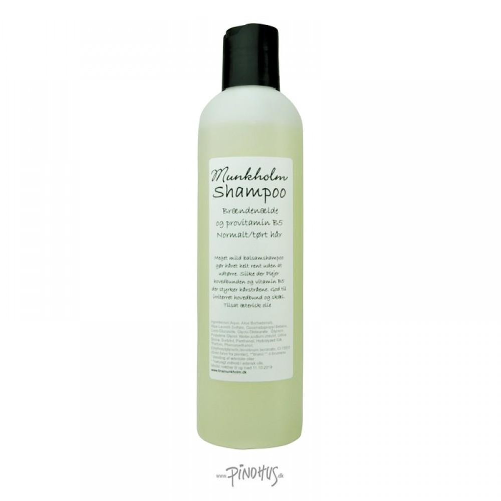 Munkholm shampoo Brændenælde-32