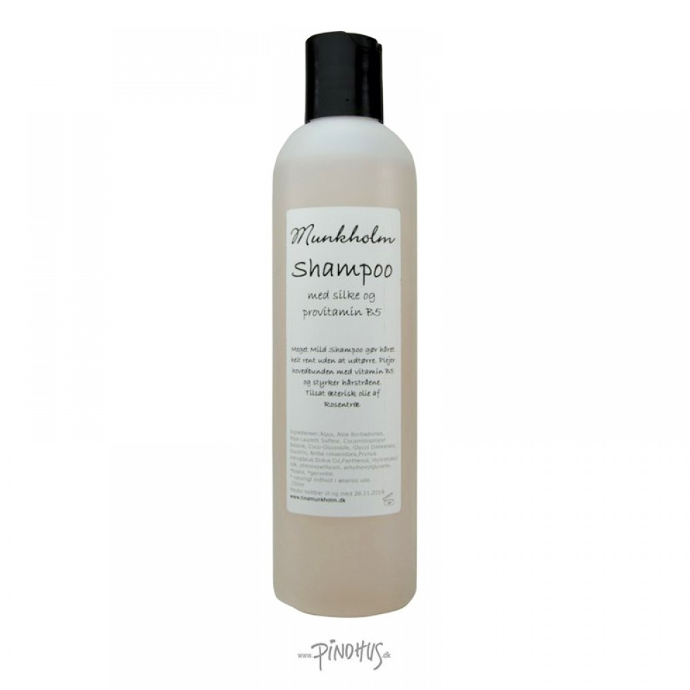 Munkholm Shampoo Silke provitamin B5-32