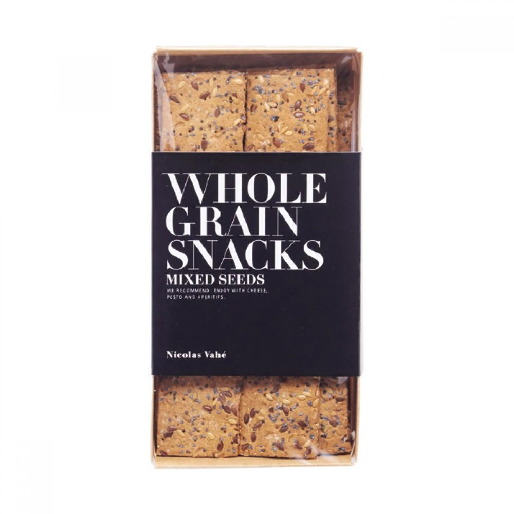 Nicolas Vahé Fuldkorn snacks mix-30