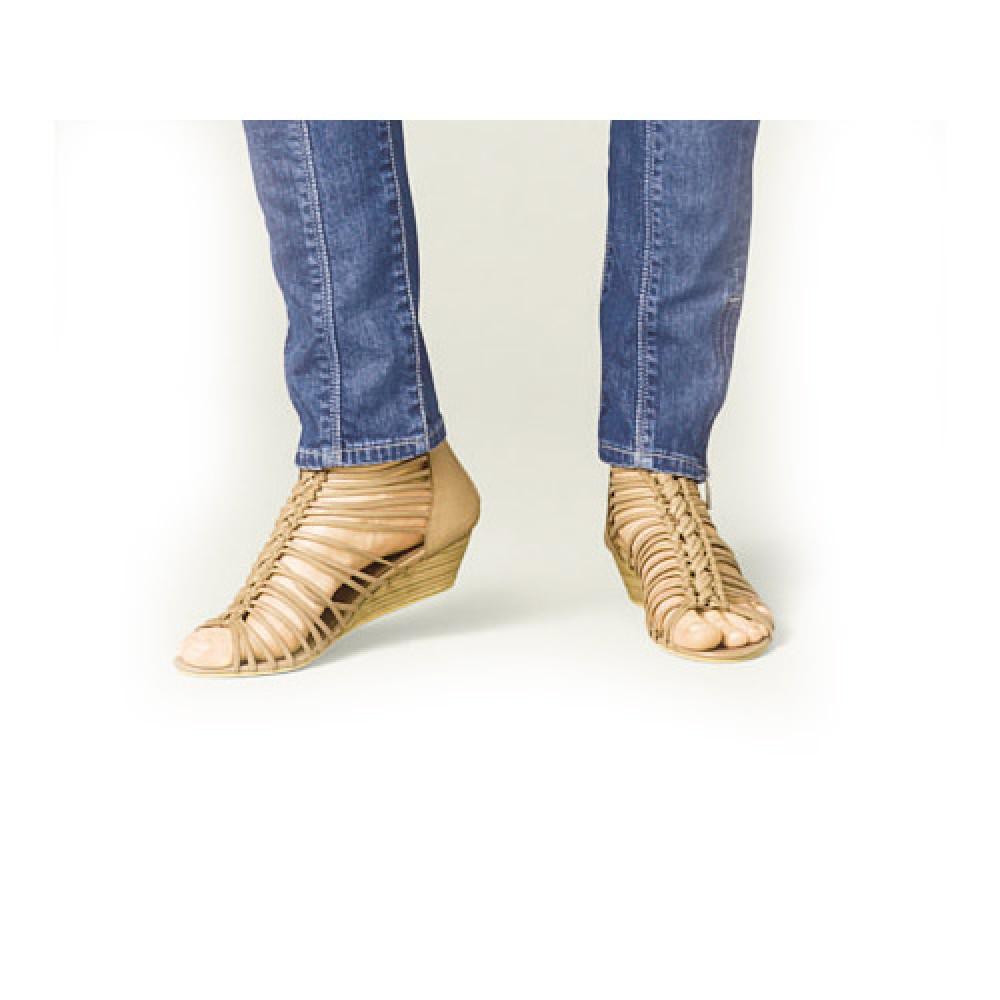 Noa Noa Sandal Taupe-30