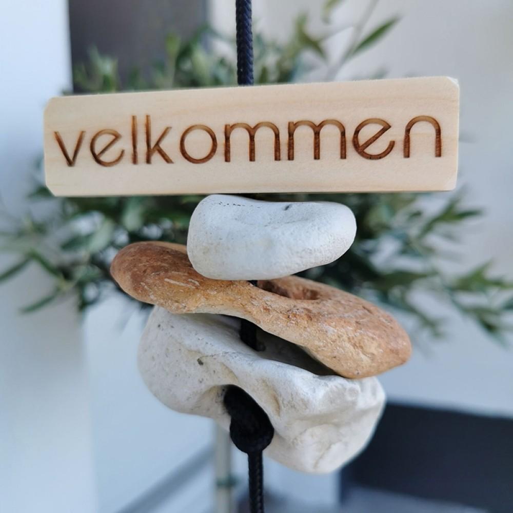 Nordic by hand - Snoren start sæt sort