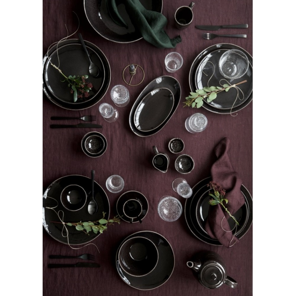 Nordic coal dessert tallerken-30