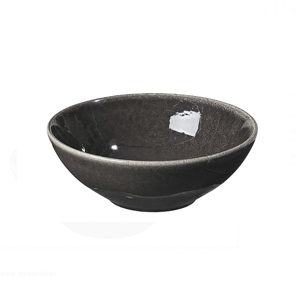 Nordic Coal Lav skål-31