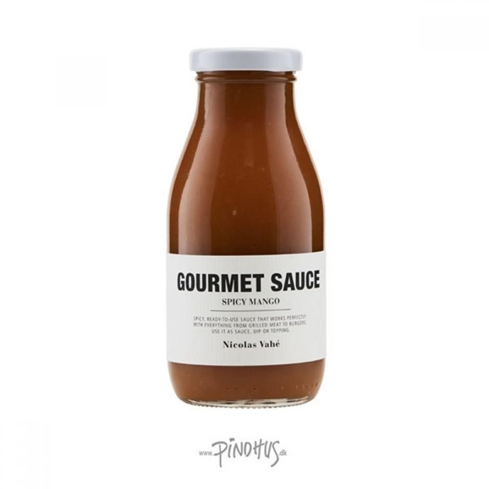 Nicolas Vahé Gourmet sauce spicy mango-31