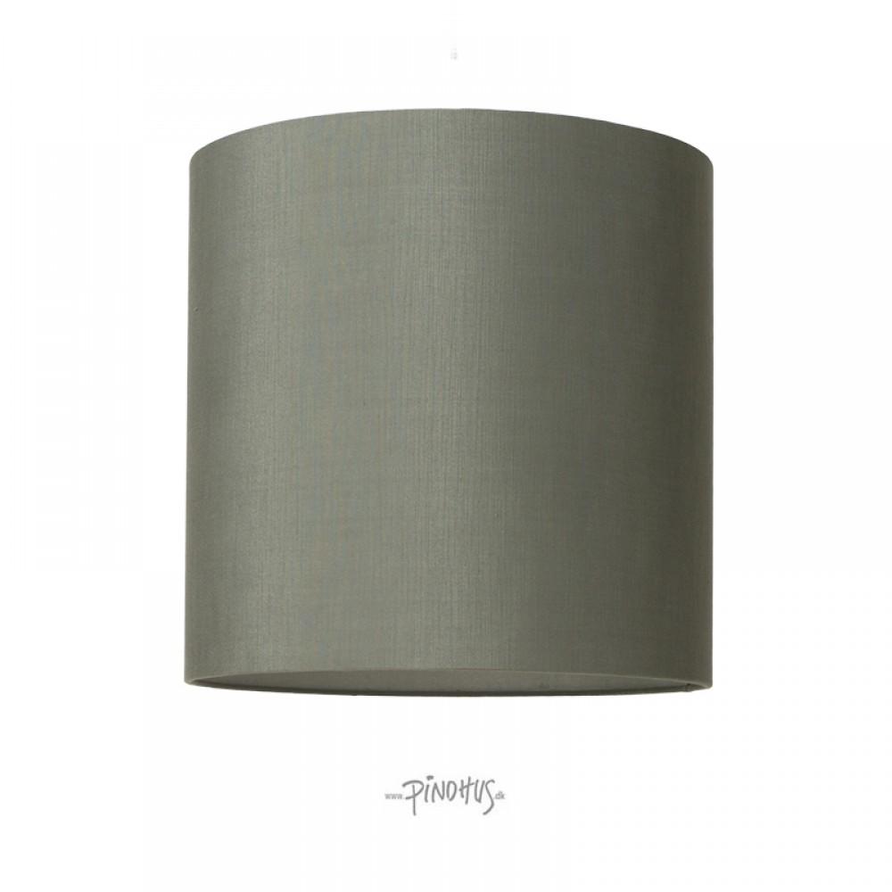 Silke lampeskærm Petrol-31