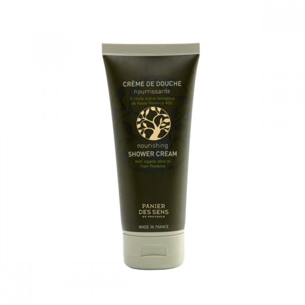Organic oliven shower cream-3