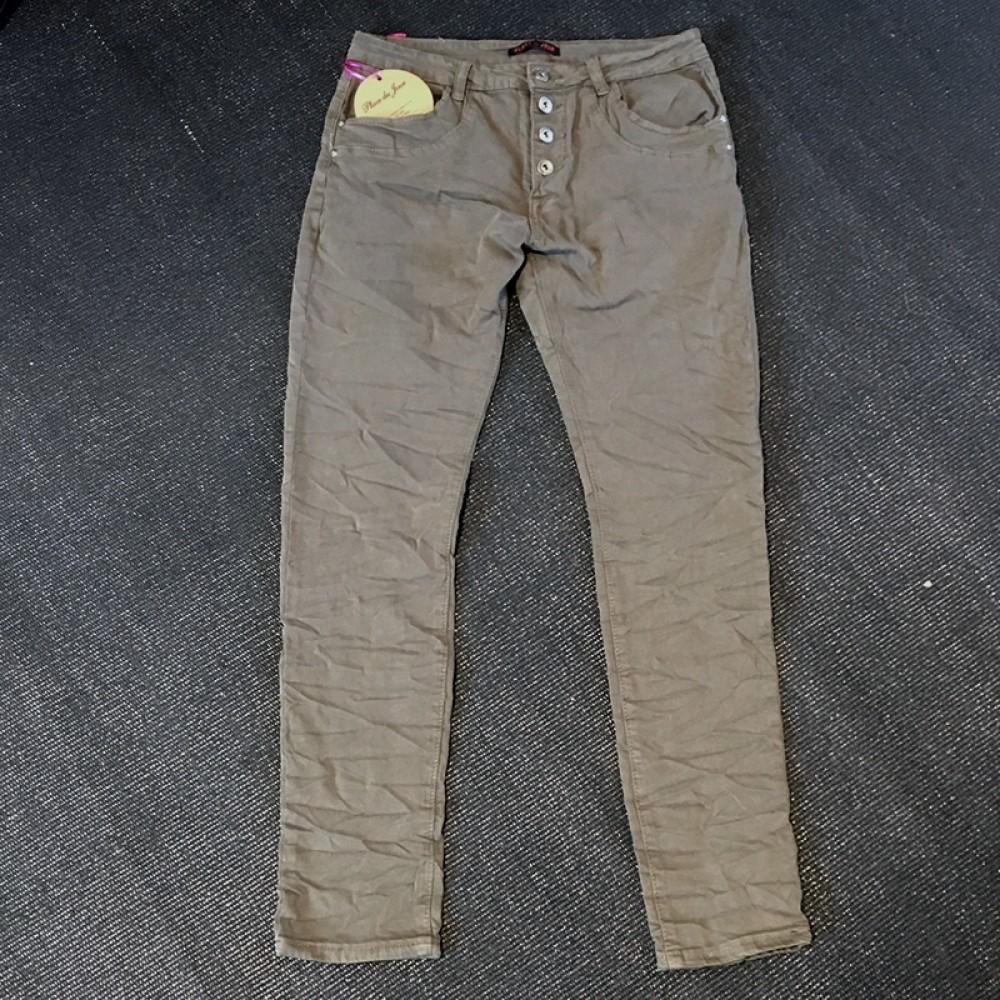 Place du Jour Jeans Army-31