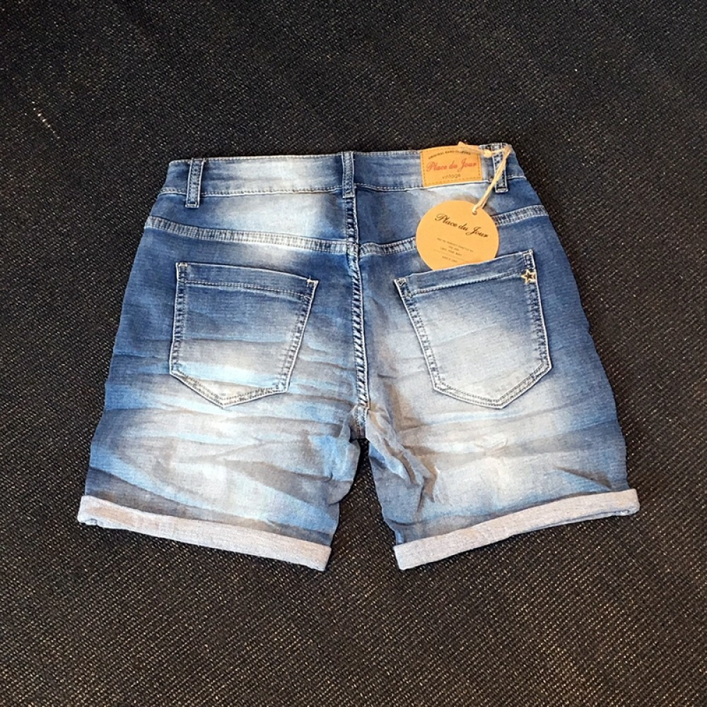 Place du Jour Denim shorts-32