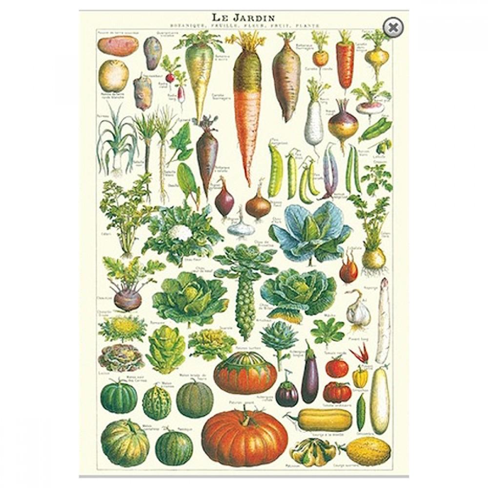 Plakat - Le Jardin 50x70cm