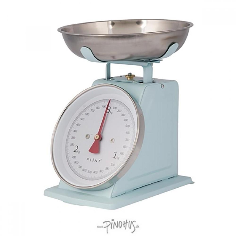 Plint Køkkenvægt Isblå-31
