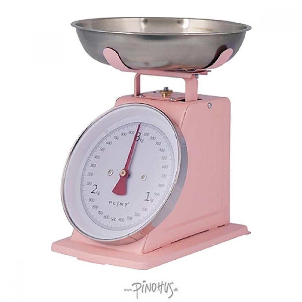 Plint Køkkenvægt - Rosa