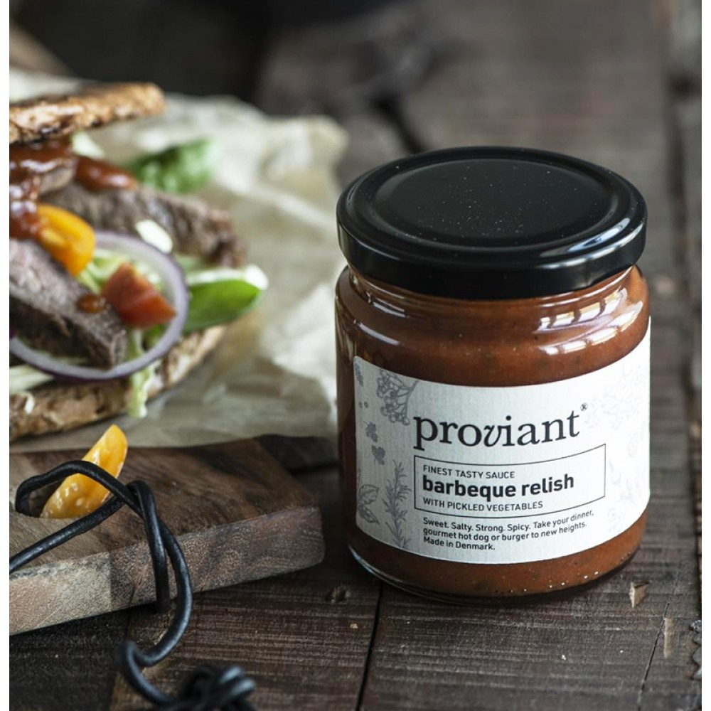 Proviant - BBQ relish