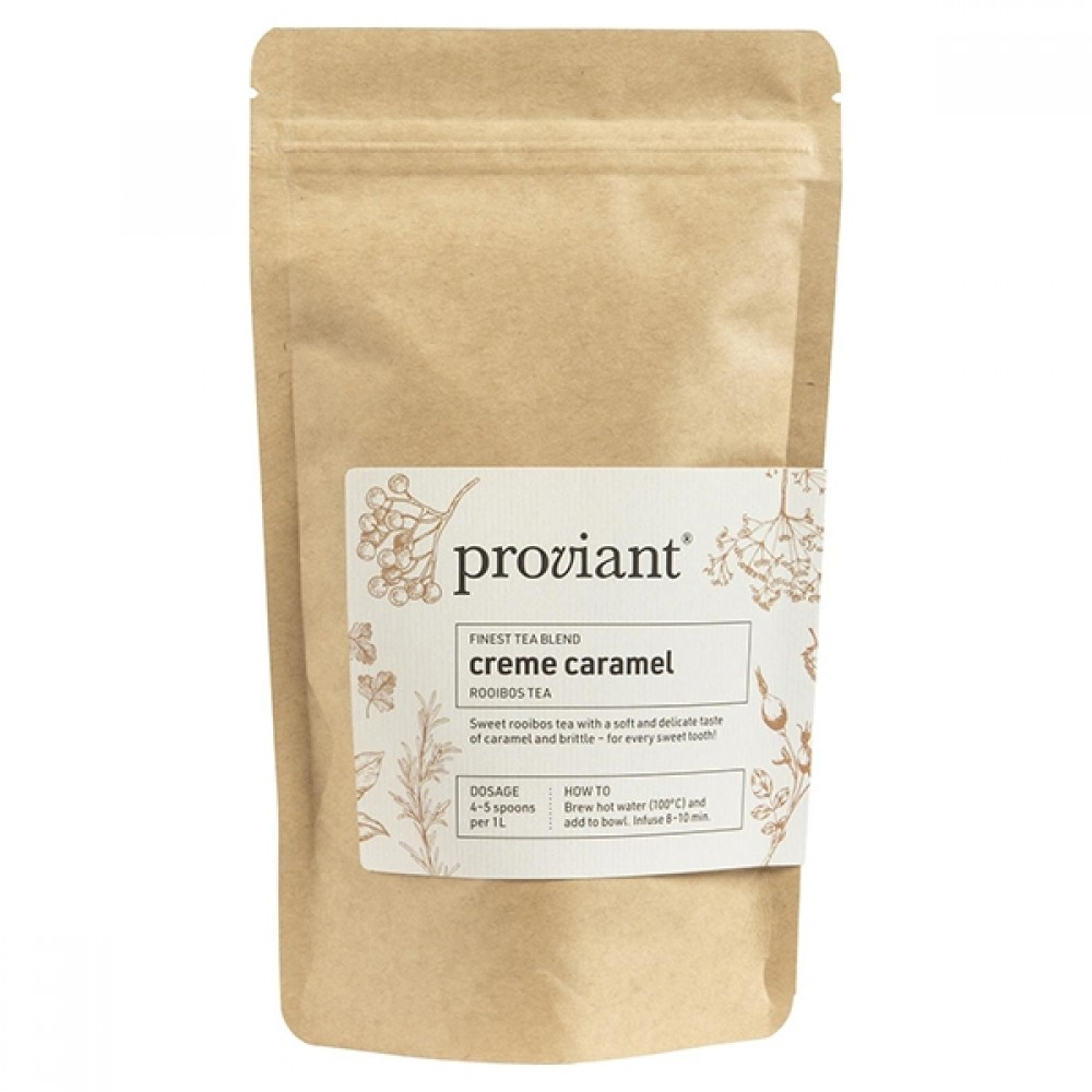 Proviant - Creme caramel rooisbos te