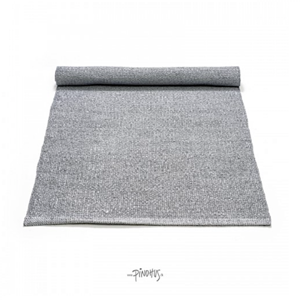 Plastik gulvtæppe Lys grå-31