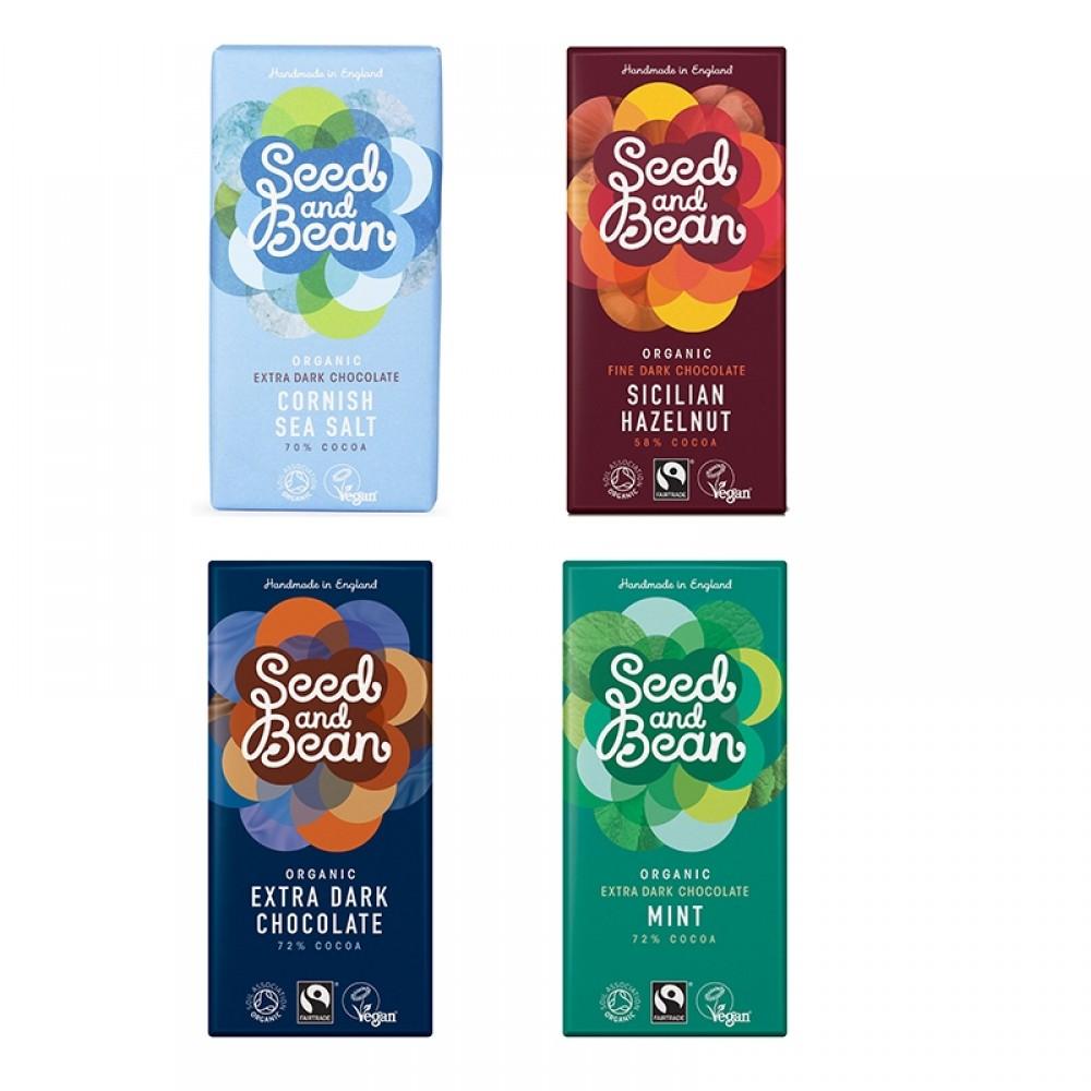 Økologisk fair trade chokolade